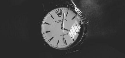 'Tippen' over Rolex: ontslag op staande voet?
